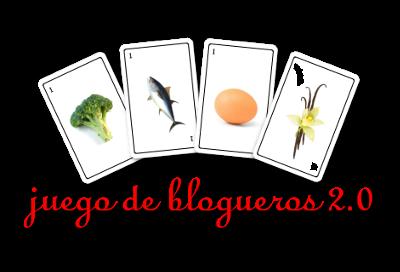 Logo juego de blogueros rojo fondo transparente blog 400x272px